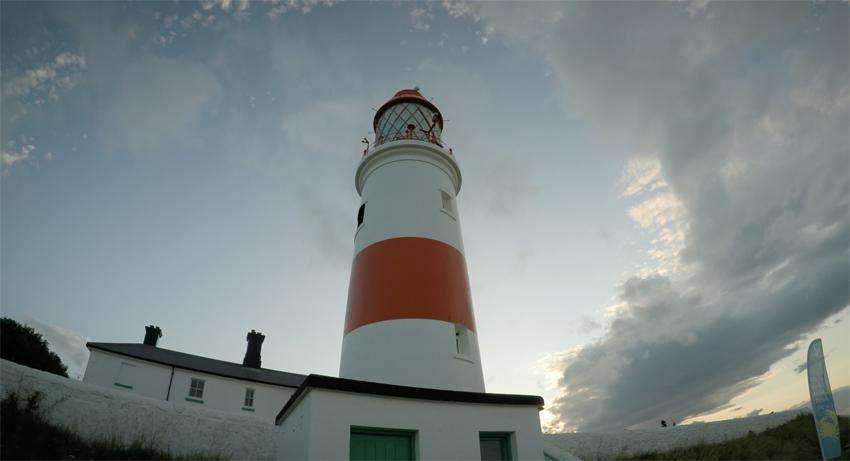 Souter Lighthouse!