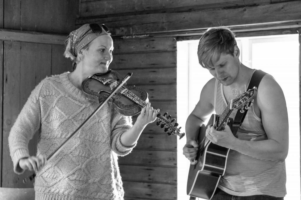 Sigrid Moldestad och Torbjorn Netland Mastfjord 2013