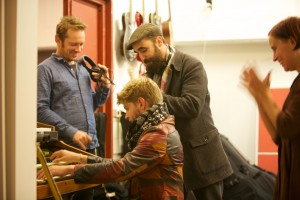 Johan Lindström, Nikolaj Busk, Hal Parfitt-Murray, Sofie Livebrant