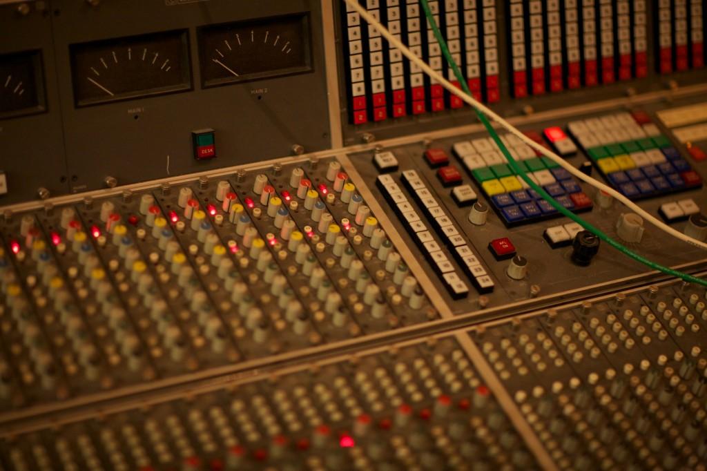Hammarby Studios foto: G.P